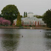 west park, Вулвергемптон