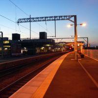 Platform 4 at Wolverhampton Station, Вулвергемптон