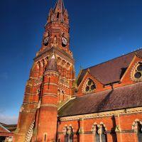 St lukes Wolverhampton, Вулвергемптон