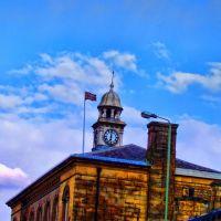 Glossop Town Hall, Глоссоп