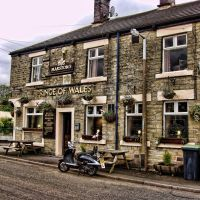 The Prince of Wales - Glossop, Глоссоп