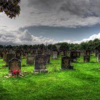 Glossop - Cemetery, Глоссоп