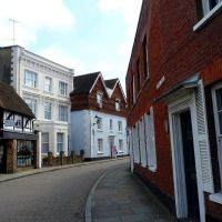 Godalming, Church Street, Годалминг