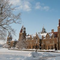 Charterhouse School in the Snow, Годалминг
