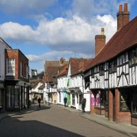 Church Street - Godalming, Годалминг