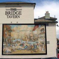 The bridge tavern pub, Госпорт