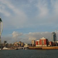 Portsmouth, Госпорт