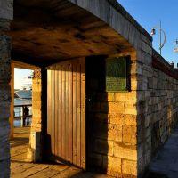 Ferry through the Door, Госпорт
