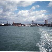 Gosport,ferry, Госпорт