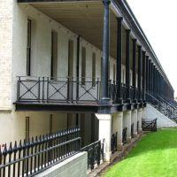 Old Barracks, Госпорт
