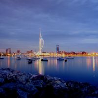 Portsmouth By Night, Госпорт