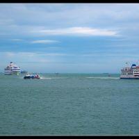 Chorégraphie navale, Госпорт