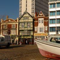 Sur le Port de Portsmouth, Госпорт