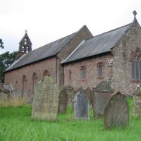 St. Marys Church, Gosforth,Cumbria., Госфорт