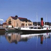 Grimsby Docks Lincoln castle Fishing Heritage Museum, Гримсби