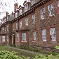 Salvation Army Hostel, Brighowgate, Grimsby, Гримсби