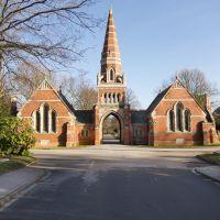 Cemetery Lodge, Scartho Rd, Grimsby, Гримсби