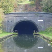 Southern approach to Netherton Tunnel, Дадли