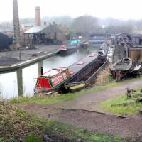 Black Country Museum - Canal Basin, Дадли
