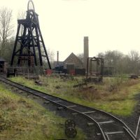 Black Country Museum - Coal Mine, Дадли