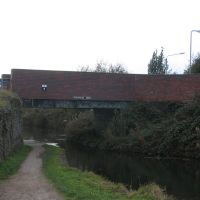 Peartree Lane Bridge on the Dudley No.1 Canal, Дадли