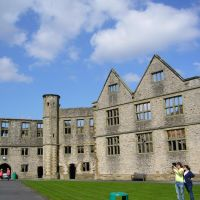 Courtyard of Dudley castle, Дадли