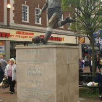 Duncan Edwards, Dudley, West Midlands, England, UK, Дадли