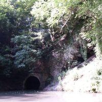 Inside Dudley Tunnels, Дадли