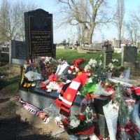 Dudley Cemetry Grave of Duncan Edwards, Дадли