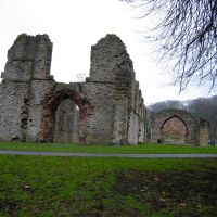 Dudley Priory Ruins, Grade I Listed Building, Дадли