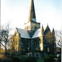 St.Cuthberts Church, Darlington, Дарлингтон