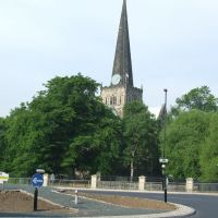 St. Cuthberts Church, Darlington, Дарлингтон