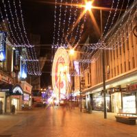 Christmas Ferris Wheel Darlington, Дарлингтон