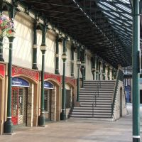Darlington, Covered Market, Дарлингтон