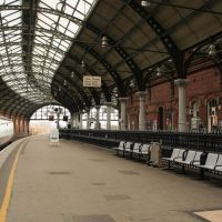 Darlington Railway Station **, Дарлингтон