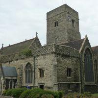 Church to the Holy Trinity - Dartford, Дартфорд