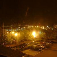 Night View of Dartford Crossing, Дартфорд
