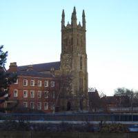 St Marys Church - Derby, to N-E (i), Дерби