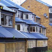 Derilict Blue Roofs, Дерби