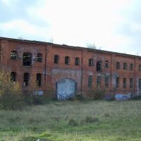 Old Warehouses Friargate, Дерби