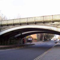 Friargate Bridge Derby, Дерби