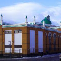 Jamia Mosque Normanton Derby Rear, Дерби