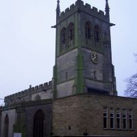 St Peters Church Derby, Дерби