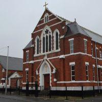 Serbean orthodox Church Normanton Derby, Дерби