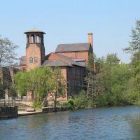River Derwent, Derby, Дерби