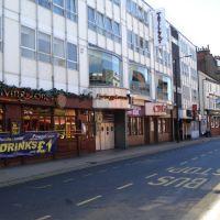 Silver Street. Doncaster, Донкастер