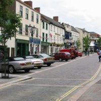 Market Street Doncaster, Донкастер