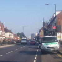 Balby Road, Донкастер