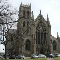 St Georges Minster, Doncaster, Донкастер