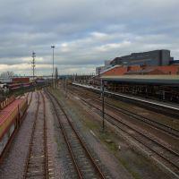 Doncaster Railway Station, Донкастер
